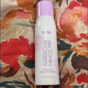 Maracuja miracle mist setting spray